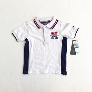 Tommy Hilfiger NWT collar polo shirt  24 months